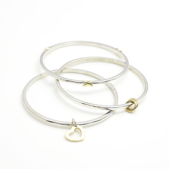 Love Trilogy Bangles