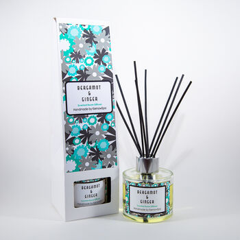 Bergamot And Ginger Room Diffuser