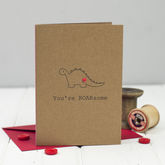 'You're Roarsome' Card - mother's day