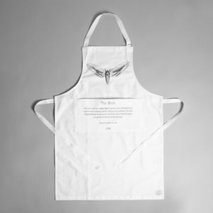 Moth Apron - summer sale