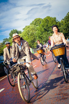 Gin And Markets Pashley Bike Experience For One