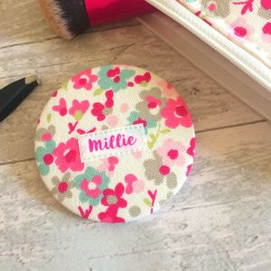 Personalised Pocket Mirror - compact mirrors