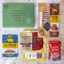 Best Of British Charcuterie Meats Letter Box Hamper