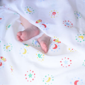 Space Muslin Swaddle