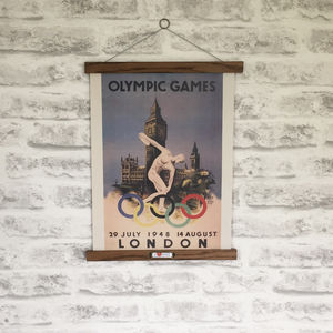20th Century Olympic Games Prints