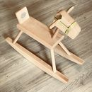 Kids Wooden Rocking Horse