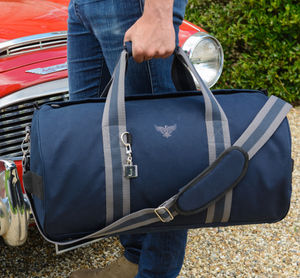 Men's Personalised Holdall - whats new