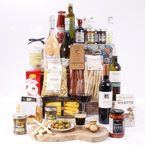 Luminoso Italian Hamper - foodies