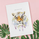 Luxury Tiger Notebook / Journal