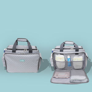 Large Baby Changing Bag - baby changing