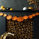 Giant Pumpkin Garland