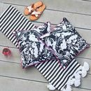 Mono Marble Outdoor Cushion