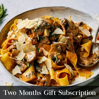 Two Months Of Fresh Pasta | Gift Subscription