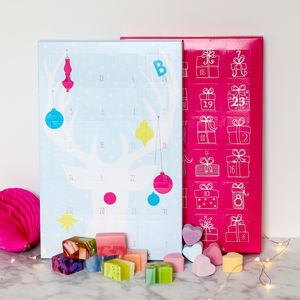 Bath Bomb And Soap Advent Calendar - advent calendars
