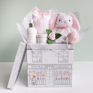 Baby Girl Baby Shower Gift Hamper