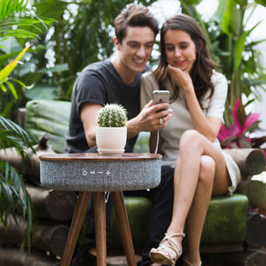 Tabblue Bluetooth Table Speaker - gifts for brothers