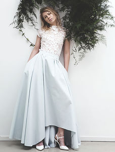 Wedding Skirt With Pockets / Colour Options