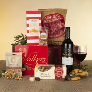Box Of Indulgence Gift Hamper
