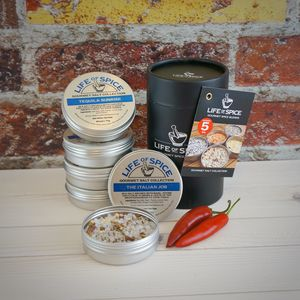 Gourmet Salts Gift Collection