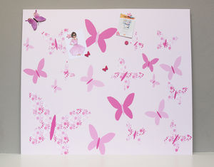 Giant Butterfly Noticeboard - noticeboards