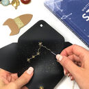 Stitch Your Star Sign Purse