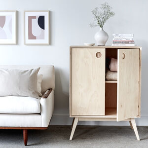 Plywood Cupboard