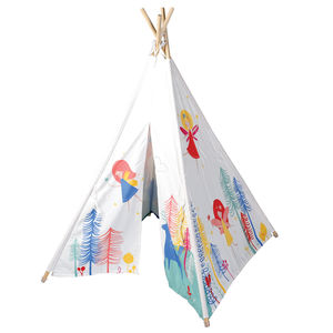 Children's Enchanted Forest Play Teepee