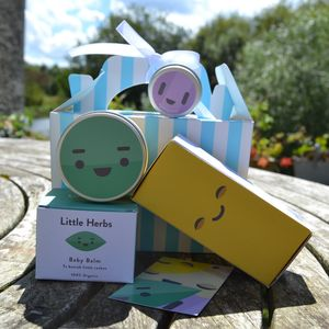 New Baby Essentials Pure Skincare By Little Herbs - baby changing