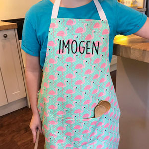 Children's Apron Personalised