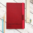 2017 diary notebook journal personalized