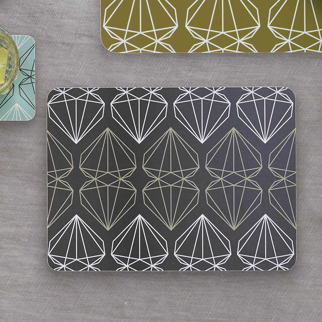 Iconic Collection Placemats
