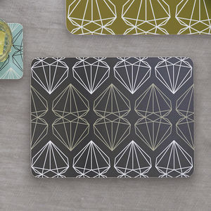 Iconic Collection Placemats - placemats & coasters