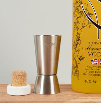 Branded Cocktail Jigger Pouring Measure