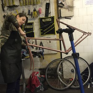 Build Your Own Bike Workshop - experiences