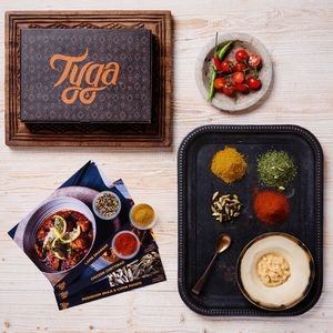 Twelve Month Indian Meal Kit Subscription
