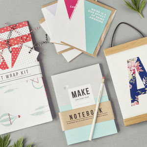 Stationery Addict Gift Set - stationery-lover