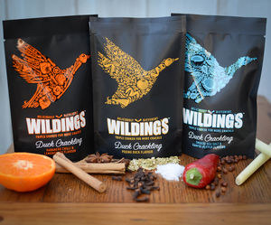 Duck Crackling Gift Pack - savouries
