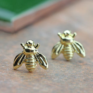 Bee Stud Earrings - what's new