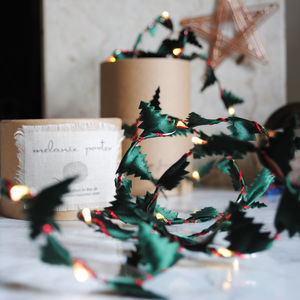 Handmade Christmas Tree Fairy Lights