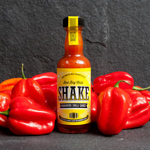 Bad Boy Chilli Shake Habanero Sauce