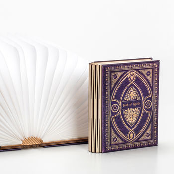Magic Spells Portable Book Light