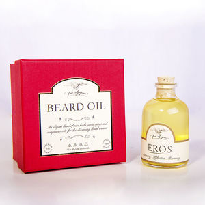Eros Beard Oil - shaving