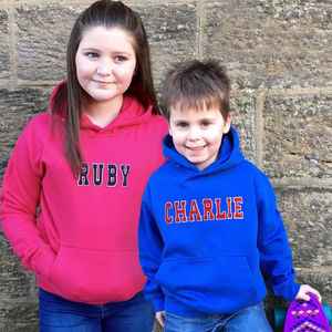 Personalised Childrens Hoodie - t-shirts & tops