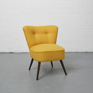 Vintage Cocktail Chair - furniture