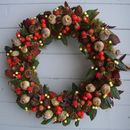 Brambly Hedge Wreath