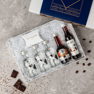 Three Month Cocktail Subscription - gifts for him