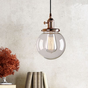 Contemporary Pendant Lighting - living room