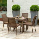 San Marino Square Dining Set