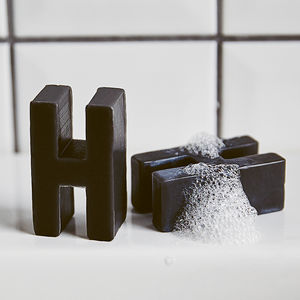 Alphabet Soap - gift sets