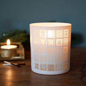 Advent Candle - christmas decorations
